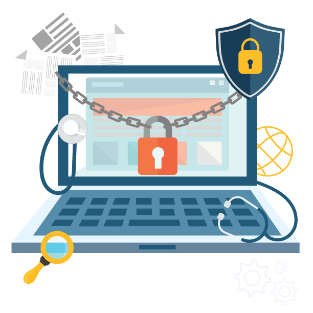 Protection – cyber criminalité